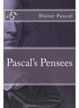 Blaise Pascal | Pascal's Pensees