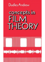 Dudley Andrew | Concepts in film theory