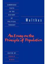 Thomas Robert Malthus | An essay on the principle of population