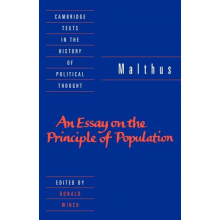 Thomas Robert Malthus | An essay on the principle of population