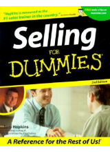 Tom Hopkins | Selling for Dummies
