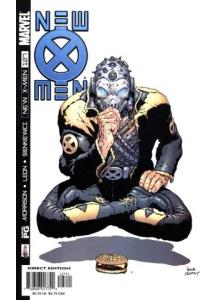 Комикс 2002-08 New X-Men 127