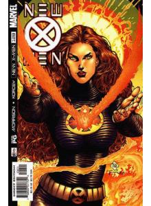Комикс 2002-08 New X-Men 128