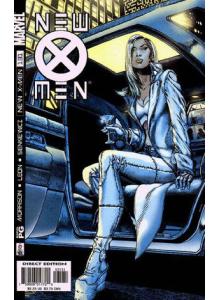 Комикс 2002-10 New X-Men 131