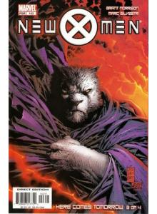Комикс 2004-04 New X-Men 153