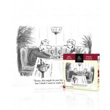 Малък Пъзел The New Yorker 2003-06-30 Wine Talking 100 Парчета