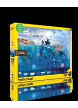 Пъзел National Geographic Тихи Океан 1000 Парчета