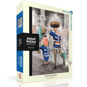 Puzzle The New Yorker 10-11-2012 Stiff Competition 1000 Pieces