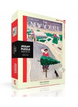 Пъзел The New Yorker 1942-12-19 Tree Shopping 1000 Парчета
