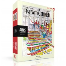 Пъзел The New Yorker 21-01-1980 Ski Shop 750 Pieces