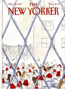 Списание New Yorker 1982-03-29