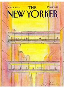 Списание New Yorker 1985-03-04
