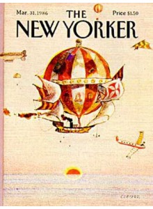 Списание New Yorker 1986-03-31