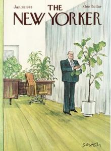 Списание The New Yorkеr 1978-01-30