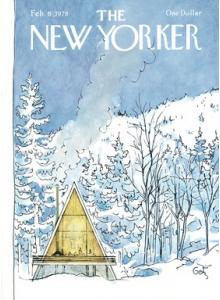 Списание The New Yorkеr 1978-02-06