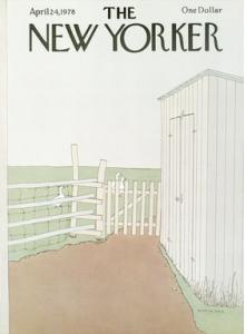 Списание The New Yorkеr 1978-04-24