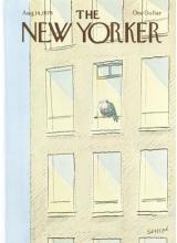 Списание The New Yorkеr 1978-08-14