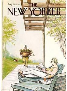 Списание The New Yorker 1978-08-21