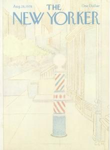 Списание The New Yorkеr 1978-08-28