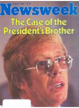 Списание Newsweek 1980-08-04