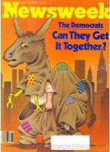 Списание Newsweek 1980-08-18