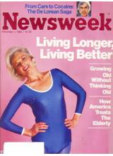 Списание Newsweek 1982-11-01