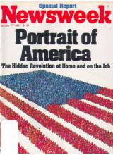 Списание Newsweek 1983-01-17