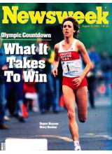 Списание Newsweek 1983-08-15