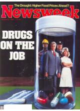 Списание Newsweek 1983-08-22