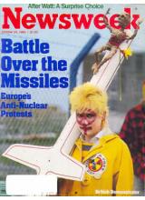 Списание Newsweek 1983-10-24