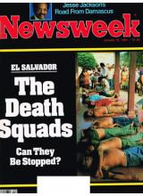 Списание Newsweek 1984-01-16