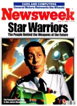 Списание Newsweek 1985-06-17