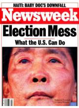 Списание Newsweek 1986-02-13
