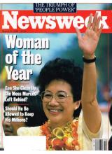 Списание Newsweek 1986-03-10