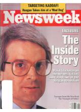 Списание Newsweek 1986-04-21