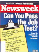 Списание Newsweek 1986-05-05