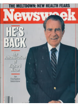 Списание Newsweek 1986-05-19