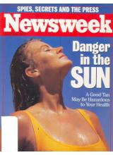 Списание Newsweek 1986-06-09