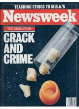 Списание Newsweek 1986-06-16