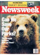 Списание Newsweek 1986-07-28