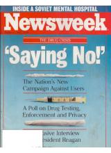 Списание Newsweek 1986-08-11