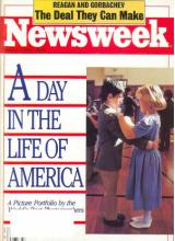 Списание Newsweek 1986-10-27
