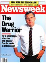 Списание Newsweek - 1989-04-10