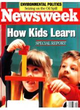 Списание Newsweek - 1989-04-17