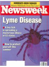 Списание Newsweek - 1989-05-22