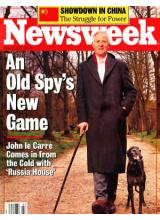 Списание Newsweek 1989-06-05