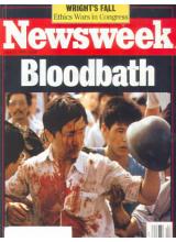 Списание Newsweek 1989-06-12
