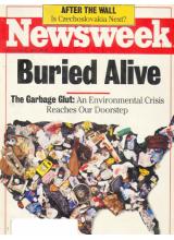 Списание Newsweek 1989-11-17