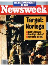 Списание Newsweek 1990-01-15