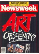 Списание Newsweek 1990-07-02